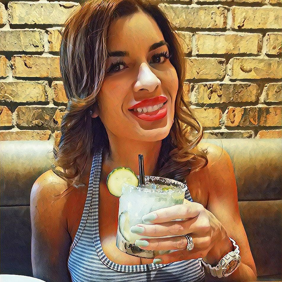 skinny margarita, margarita, cinco de mayo, low calorie cocktail, simple,