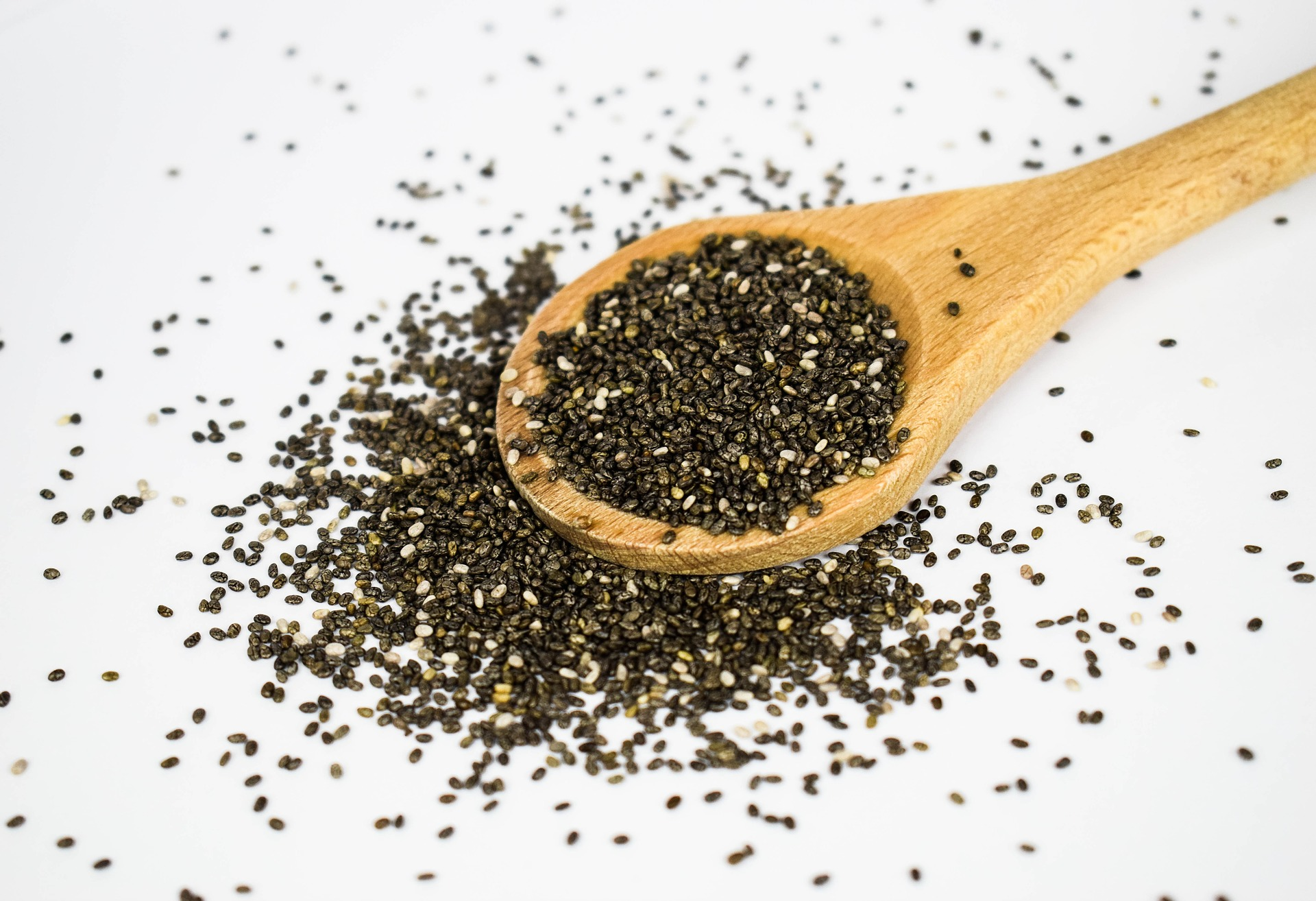 chia seeds, superfoods, nutrition, whole foods, chia pudding