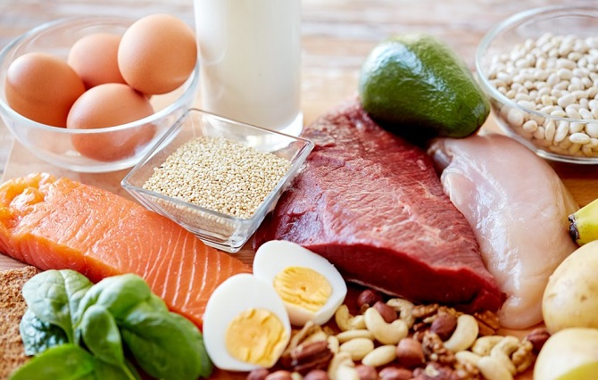 "How Much Protein Should I Consume?<span class=""rating-result after_title mr-filter rating-result-3440"" >	<span class=""mr-star-rating"">			    <i class=""fa fa-star mr-star-full""></i>	    	    <i class=""fa fa-star mr-star-full""></i>	    	    <i class=""fa fa-star mr-star-full""></i>	    	    <i class=""fa fa-star mr-star-full""></i>	    	    <i class=""fa fa-star mr-star-full""></i>	    </span><span class=""star-result"">	5/5</span>			<span class=""count"">				(3)			</span>			</span>"