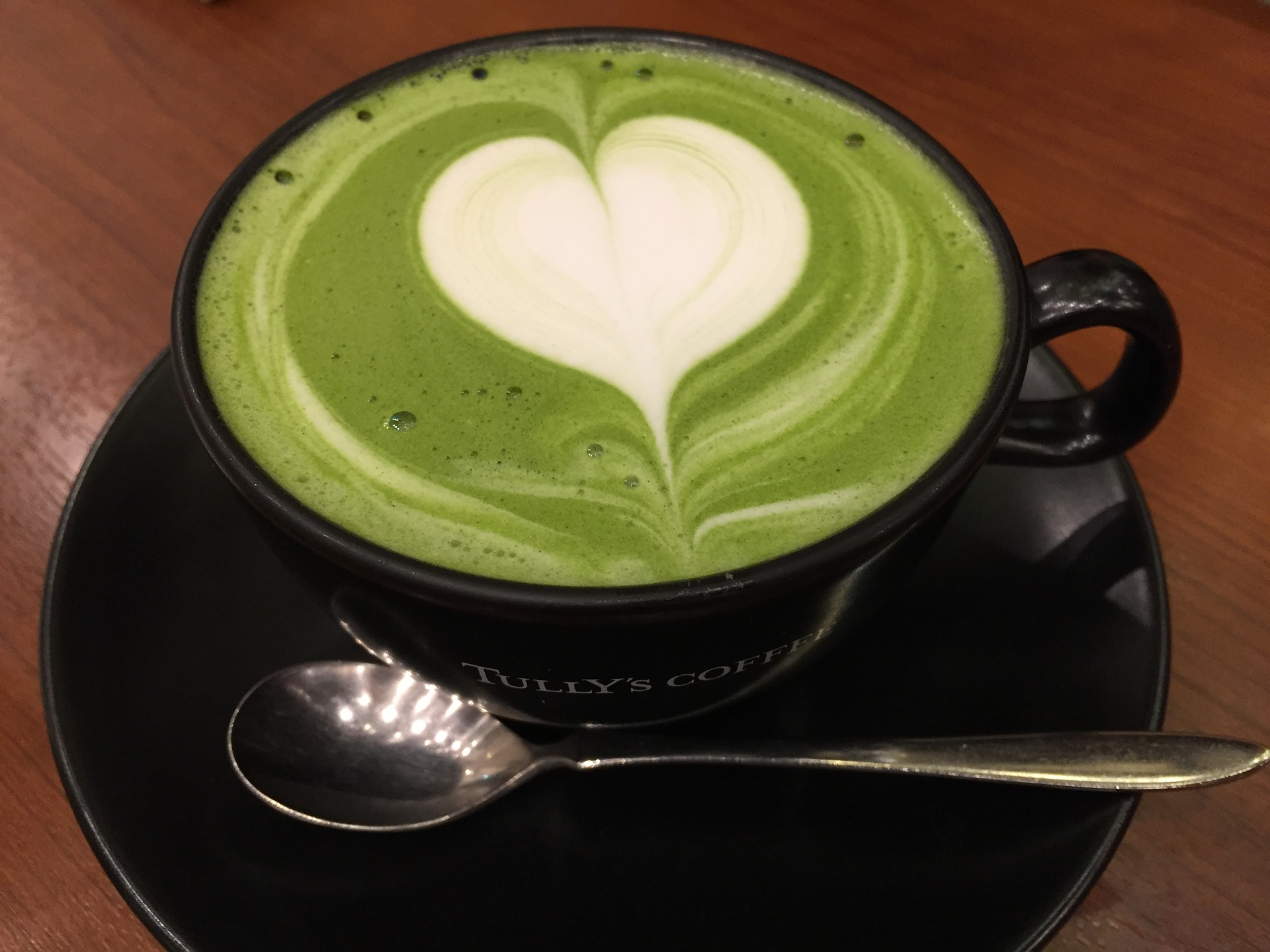 You need to start drinking Green Tea today!