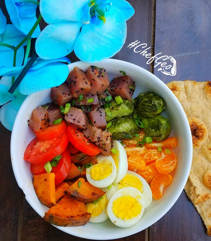 """How to make an Easy Fresh Tuna Sashimi Bowl<span class=""""rating-result after_title mr-filter rating-result-1468"""" ><span class=""""no-rating-results-text"""">No ratings yet.</span></span>"""